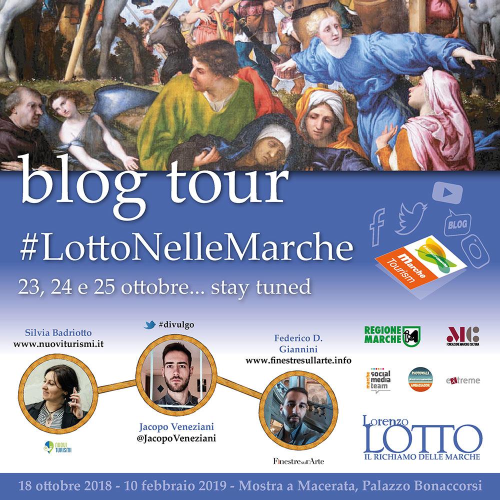 Blog Tour Lotto nelle Marche